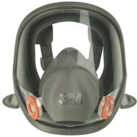 ماسک شیمیایی تمام صورت 3M مدل 6800