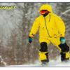 اهمیت لباس ایمنی در فصل سرما